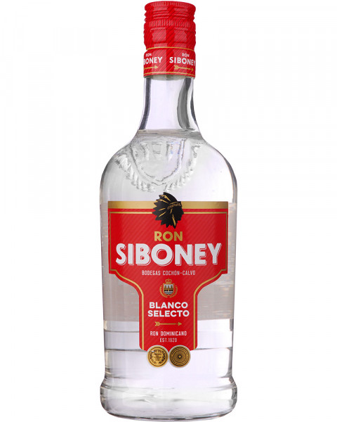 Ron Siboney Blanco Selecto 0,7l
