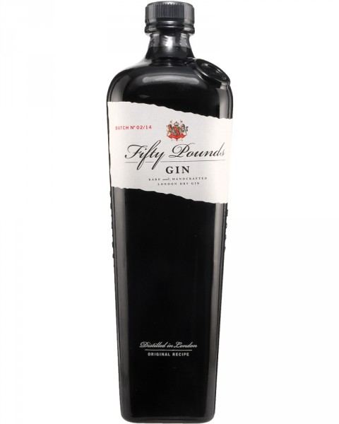 Fifty Pounds Gin 0,7l