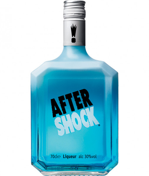 After Shock Blue Citrus 0,7l