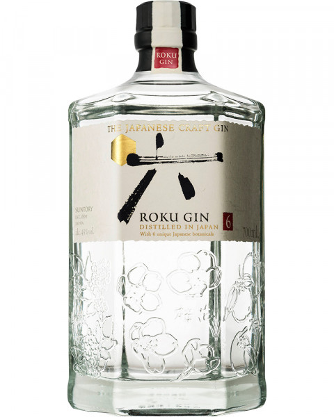 Roku Japanese Craft Gin 0,7l