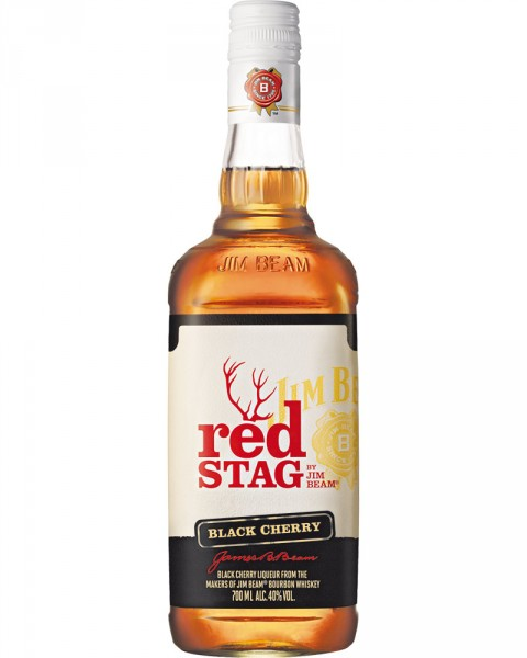 red STAG by Jim Beam 0,7l