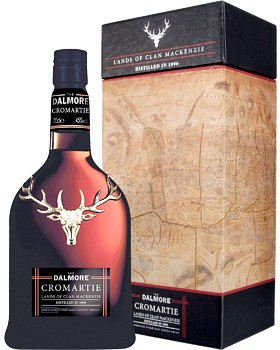 The Dalmore Cromartie 0,7l