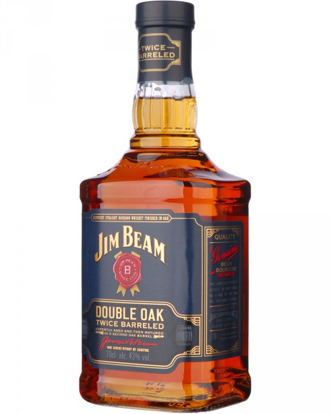 Jim Beam Double Oak 0,7l
