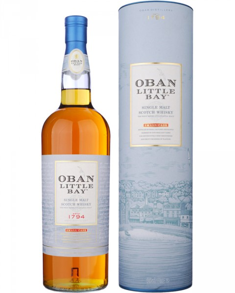 Oban Little Bay Small Cask 1,0l