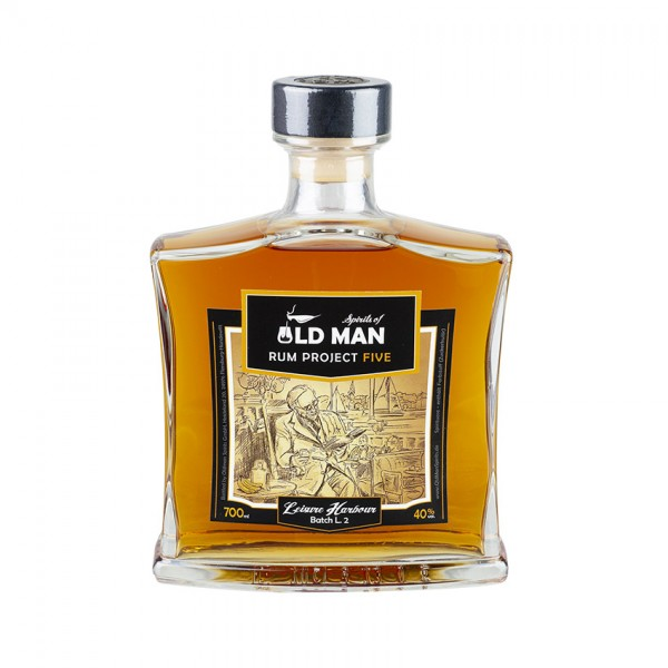 Old Man Rum Project FIVE Leisure Harbour 0,7l
