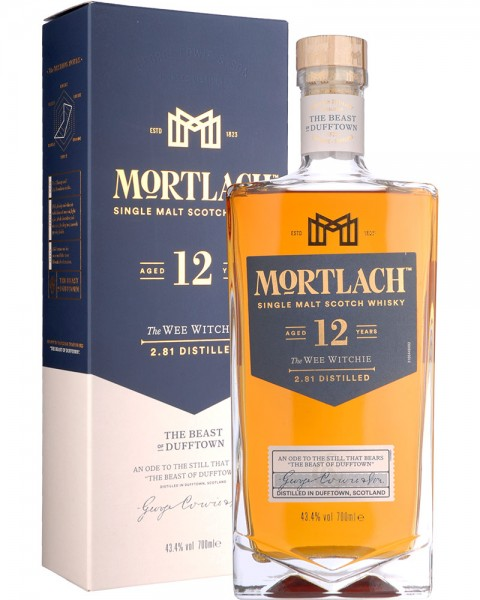 Mortlach 12 Years The Wee Witchie 0,7l