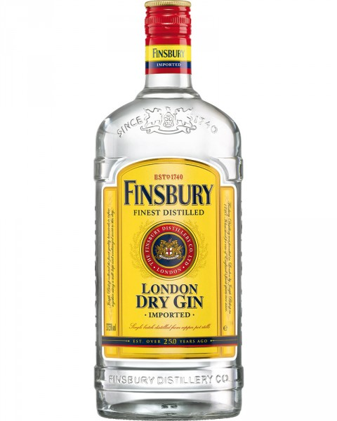 Finsbury London Dry Gin 1,0l