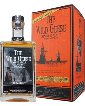 The Wild Geese Single Malt 0,7l