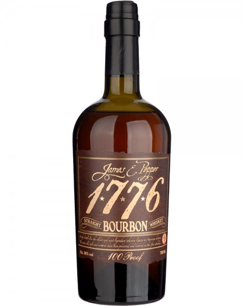 James E. Pepper 1776 Straight Bourbon Whiskey 50%vol 0,7l