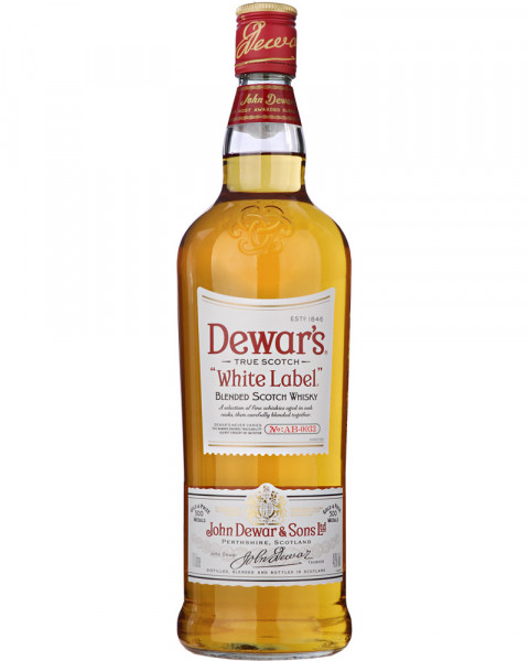 Dewar´s White Label 1
