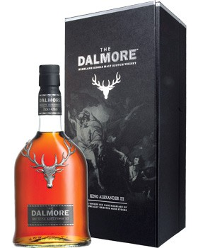 The Dalmore King Alexander III. 0,7l