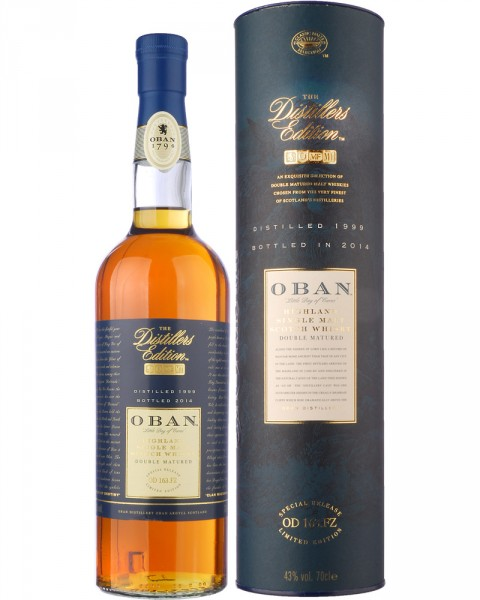 Oban Distillers Edition 1999-2014 0,7l