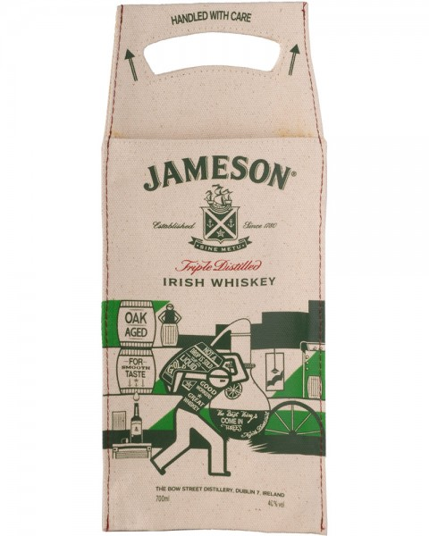 Jameson Irish Whiskey Bag