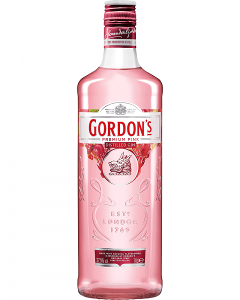 Gordon´s Premium Pink Distilled Gin 0,7l