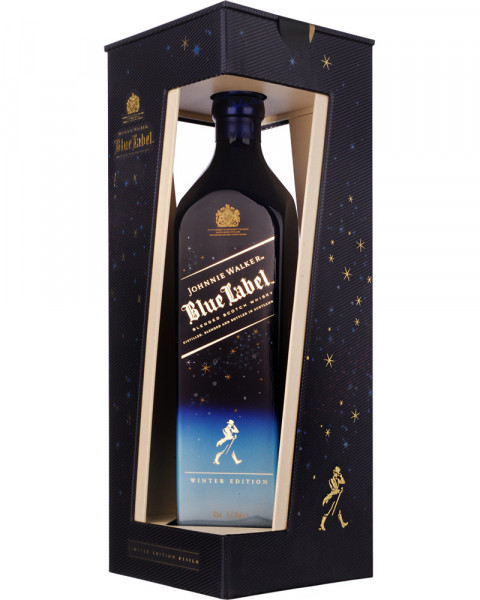 Johnnie Walker Blue Label Limited Winter Edition 0,7l