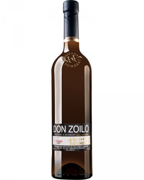 Don Zoilo W&H Collection Sweet Cream Sherry 0,75l