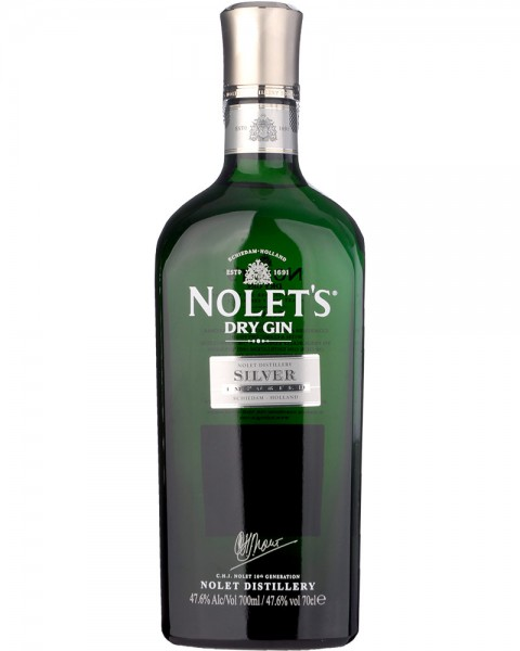 Nolet´s Silver Dry Gin 0,7l