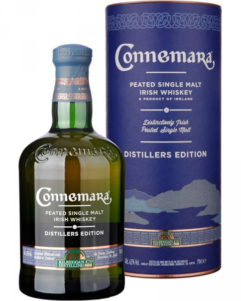 Connemara Distillers Edition Irish Whiskey 0,7l
