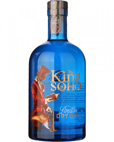 King of Soho Gin 0,7l