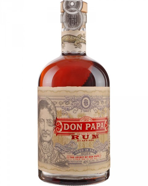 Don Papa 7Y Small Batch Rum 0,7l
