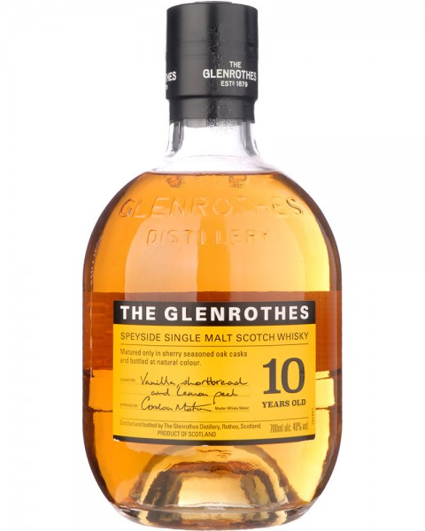 Glenrothes 10 Jahre 0,7l