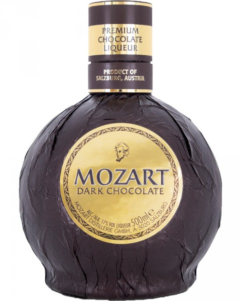 Mozart Dark Chocolate 0,5l