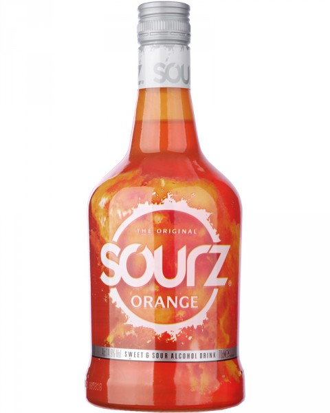 SOURZ Orange 0,7l
