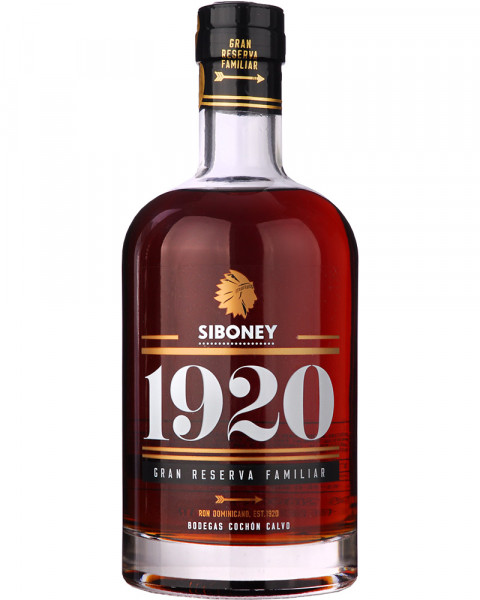 Ron Siboney 1920 Gran Reserva Familiar Rum 0,7l