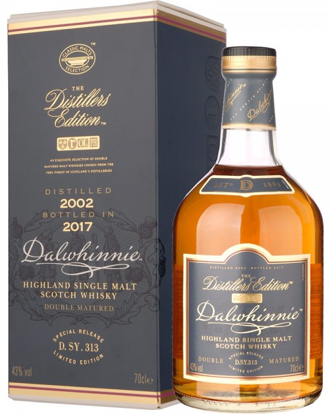 Dalwhinnie Distillers Edition 2000-2017 0,7l