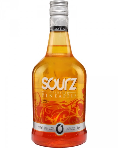 SOURZ Pineapple 0,7l