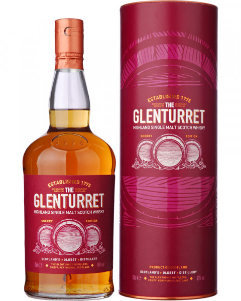 Glenturret Sherry Edition 0,7l