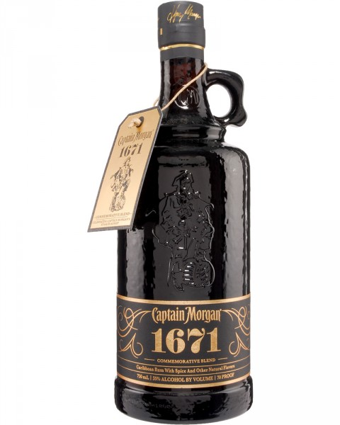 Captain Morgan 1671 Commemorative Blend 0,7l