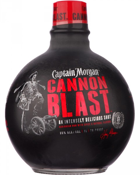 Captain Morgan Cannon Blast 1,0l