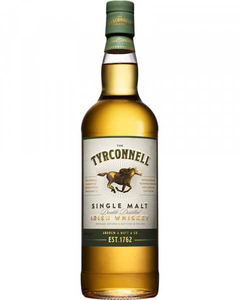 Tyrconnell Single Malt Irish Whiskey 43%vol. 0,7l