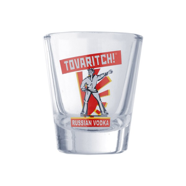 Tovaritch Vodka Shoot Glas
