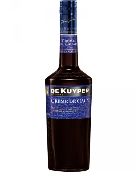 DE KUYPER Creme de Cacao Brown 24%vol 0,7l