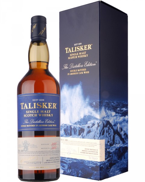 Talisker Distillers Edition 2005-2015 0,7l