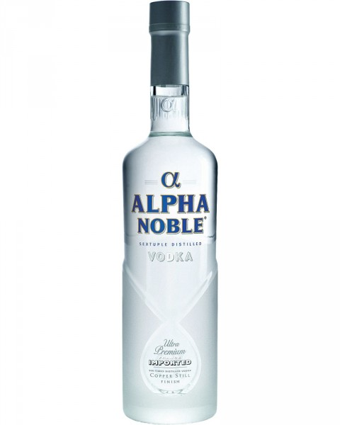 Alpha Noble Vodka 0,7l