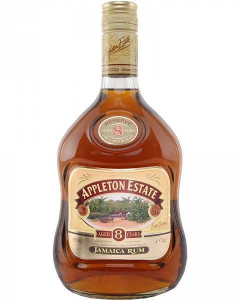 Appleton Reserve 8 Years Old 0,7l
