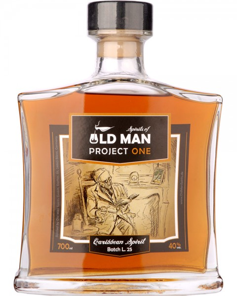 Old Man Rum Project ONE Caribbean Rum 0,7l