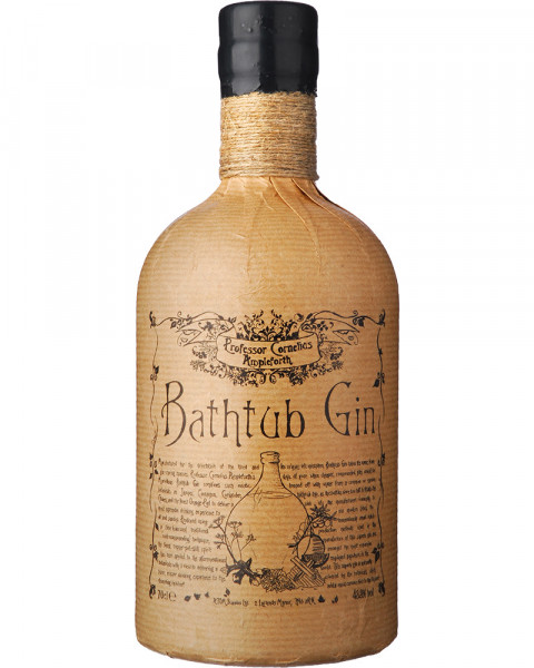Bathtube Gin Professor Cornelius Ampleforth's 0,7l