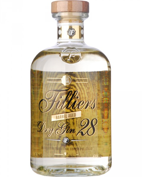 Filliers Dry Gin 28 Barrel Aged 0,5l