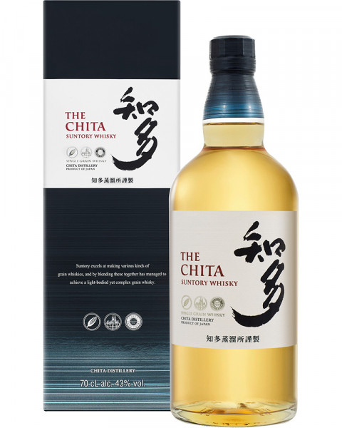 Suntory The Chita Single Grain Whisky 0,7l