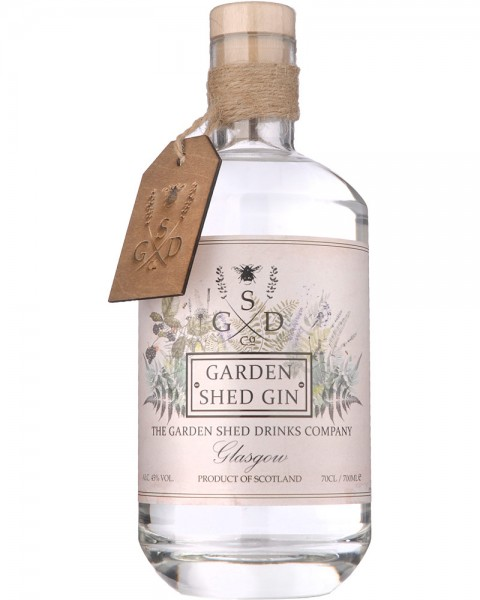 Garden Shed Gin 0,7l