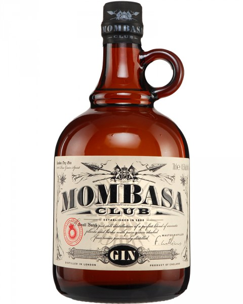 Mombasa Club Premium London Dry Gin 0,7l