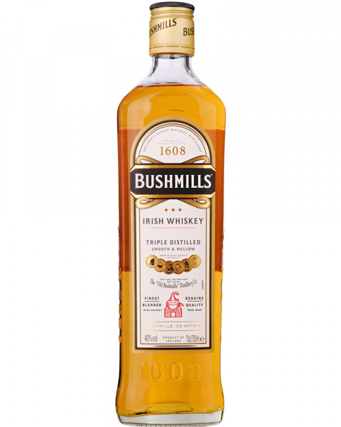 Bushmills Original Irish Whiskey 0,7l