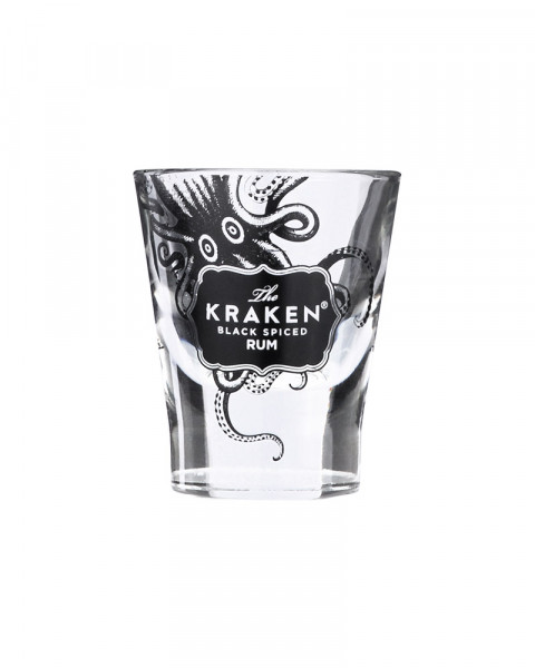 Kraken Spiced Rum Shoot Glas
