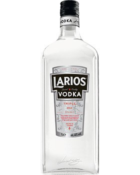 Larios Vodka 1,0l
