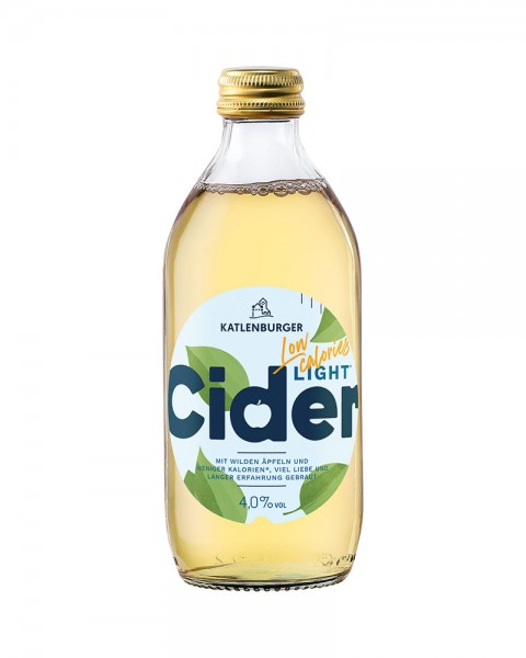 Light*-Cider 0,33l