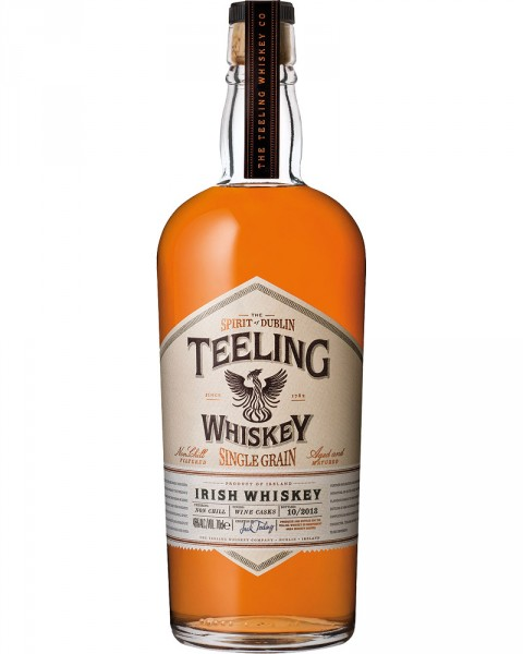 Teeling Single Grain Whiskey 0,7l